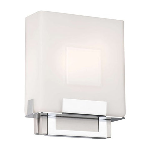Philips Consumer Luminaires Square 2 Light Bath Sconce