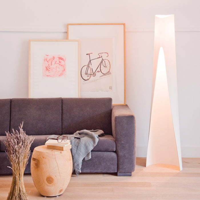 Alma Light Suit Floor Lamp