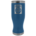 82ND AIRBORNE DIVISION 20OZ BOHO TUMBLER Tumblers Blue Upper Tier Development