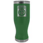 82ND AIRBORNE DIVISION 20OZ BOHO TUMBLER Tumblers Green Upper Tier Development