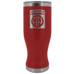 82ND AIRBORNE DIVISION 20OZ BOHO TUMBLER Tumblers Red Upper Tier Development