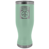 82ND AIRBORNE DIVISION 20OZ BOHO TUMBLER Tumblers Teal Upper Tier Development