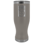 82ND AIRBORNE DIVISION 20OZ TABBED BOHO TUMBLER Tumblers Pewter Upper Tier Development