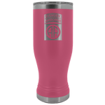 82ND AIRBORNE DIVISION 20OZ TABBED BOHO TUMBLER Tumblers Pink Upper Tier Development