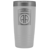 82ND AIRBORNE DIVISION 20OZ TUMBLER Tumblers White Upper Tier Development
