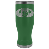 82ND AIRBORNE DIVISION 20OZ WINGED BOHO TUMBLER Tumblers Green Upper Tier Development