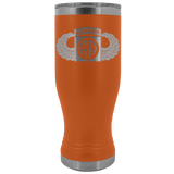 82ND AIRBORNE DIVISION 20OZ WINGED BOHO TUMBLER Tumblers Orange Upper Tier Development