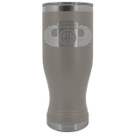 82ND AIRBORNE DIVISION 20OZ WINGED BOHO TUMBLER Tumblers Pewter Upper Tier Development