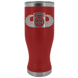 82ND AIRBORNE DIVISION 20OZ WINGED BOHO TUMBLER Tumblers Red Upper Tier Development