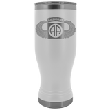 82ND AIRBORNE DIVISION 20OZ WINGED BOHO TUMBLER Tumblers White Upper Tier Development