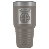 82ND AIRBORNE DIVISION 30OZ TUMBLER Tumblers Pewter Upper Tier Development