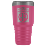 82ND AIRBORNE DIVISION 30OZ TUMBLER Tumblers Pink Upper Tier Development