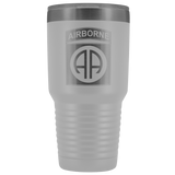 82ND AIRBORNE DIVISION 30OZ TUMBLER Tumblers White Upper Tier Development