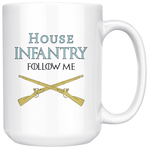 HOUSE INFANTRY COFFEE MUG Drinkware House Infantry Upper Tier Development