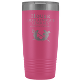 HOUSE JAG (PARALEGAL) 20 OZ TUMBLER Tumblers Pink Upper Tier Development