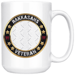 Rakkasan Veteran Personalized Mug Personalized Drinkware Rakkasans Upper Tier Development