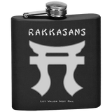 RAKKASANS FLASK Flask OS / Black Upper Tier Development