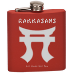 RAKKASANS FLASK Flask OS / True Red Upper Tier Development