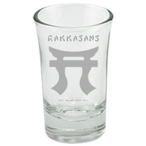 RAKKASANS SHOT GLASS Dessert Shot Glass Upper Tier Development