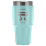 RAKKASANS TUMBLER Tumblers 30 Ounce Vacuum Tumbler - Light Blue Upper Tier Development
