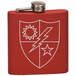 RANGER REGIMENT CREST FLASK Flask OS / True Red Upper Tier Development