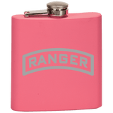 RANGER TAB FLASK Flask Laser Etched No Colored Art OS / Classic Pink Upper Tier Development