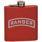 RANGER TAB FLASK Flask Laser Etched No Colored Art OS / True Red Upper Tier Development