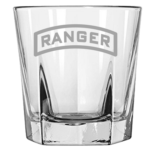 RANGER TAB ROCK GLASS Rock Glass Laser Etched No Colored Art Upper Tier Development