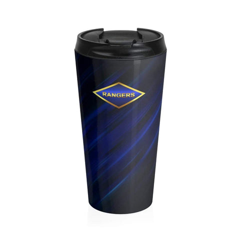 RANGERS TRAVEL MUG Mug Travel Mug Upper Tier Development