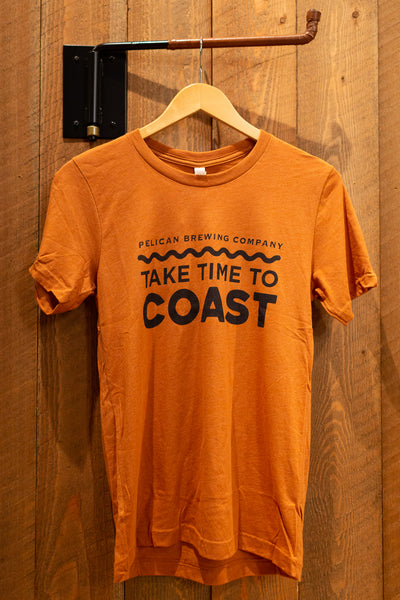 Vintage Take Time to Coast Classic Tee - Unisex