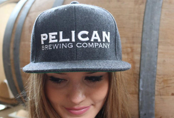 Pelican Wool Snap Back