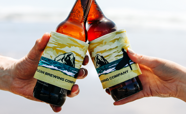 Pelican Slap Wrap Beer Coozies