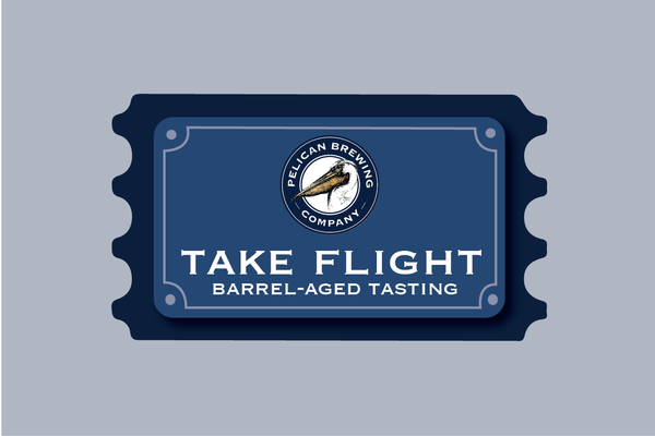 Pacific City – Take Flight Barrel-Aged Tasting