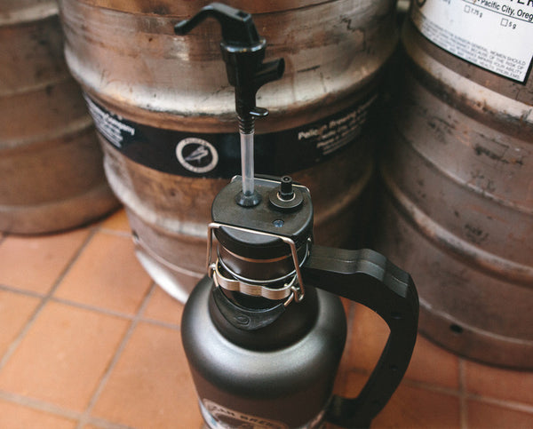 Keg Cap Kit