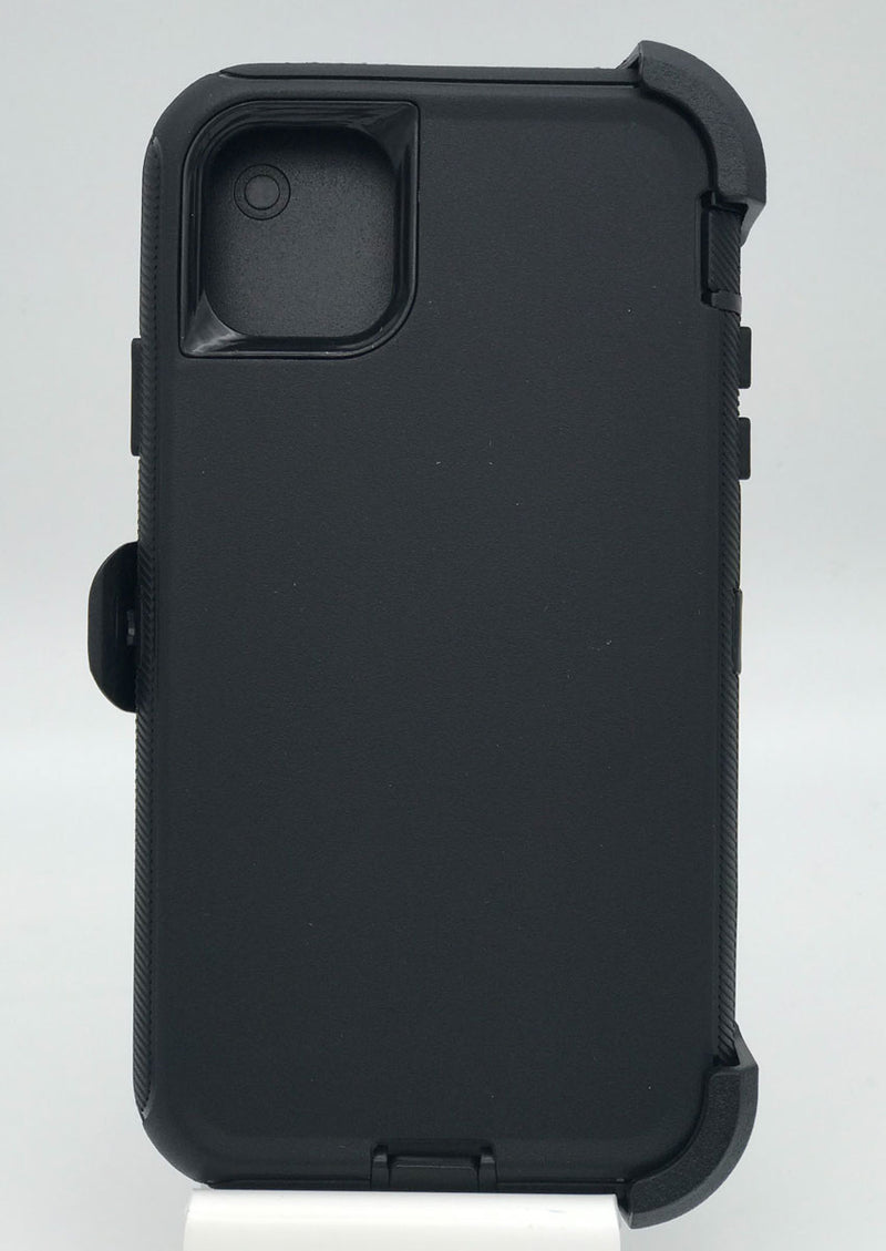 Defender Hard Shell Case w/ Belt Holster Clip for iPhone 11 Pro
