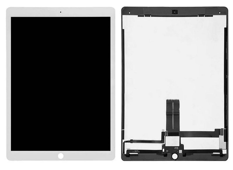 iPad Pro 12.9 (1st Gen) Full Assembly LCD White - Premium Quality