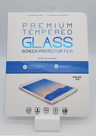 "iPad 2019/7th Gen 10.2"" Premium Tempered Glass"
