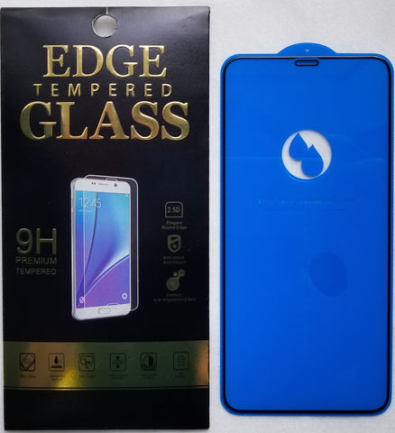 iPhone 11 (6.1 inches) Full Glue/Full Cover Tempered Glass (Pack of 10)