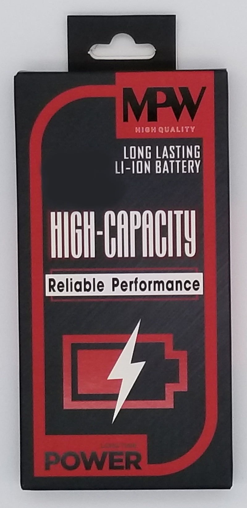 MPW High-Capacity Battery for iPhone X
