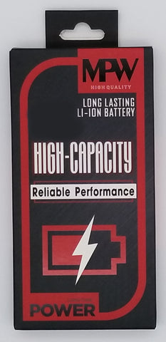 MPW High-Capacity Battery for iPhone 8