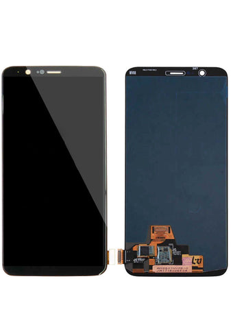 OnePlus 5T (A5010) LCD Assembly NO FRAME - Black
