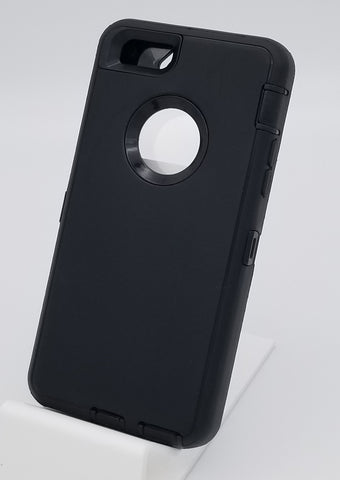 NEW Full Case for iPhone 6/6S (MPW) - Black