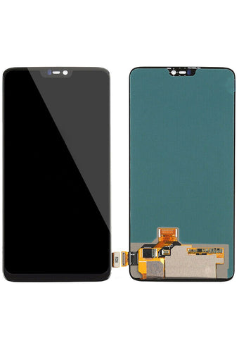 OnePlus 6 LCD Assembly NO FRAME - Black