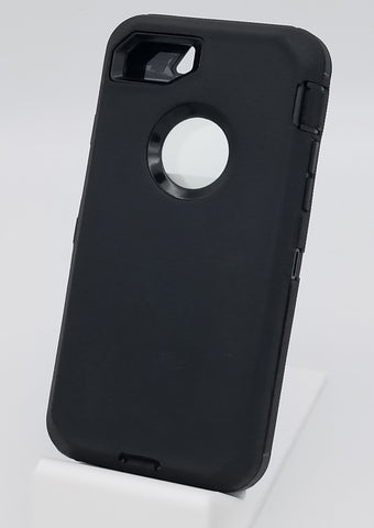NEW Full Case for iPhone 7/8 (MPW) - Black