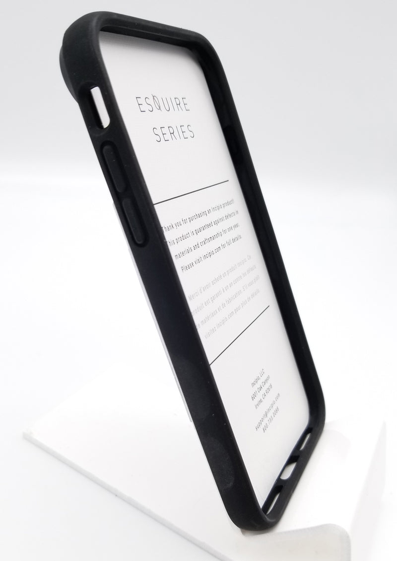 Incipio Esquire Series with KICKSTAND 7/8/SE Case - Black