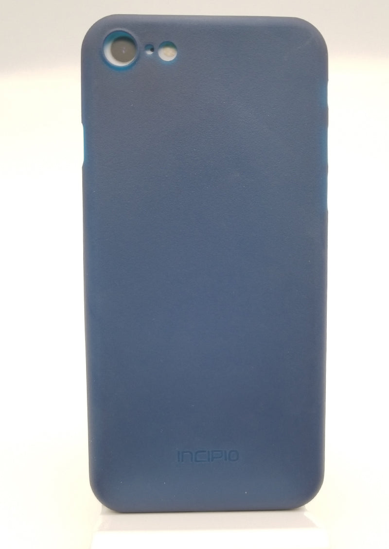 Incipio Feather Light Thin Cases (2 Cases) 7/8/SE Case - Clear and Blue