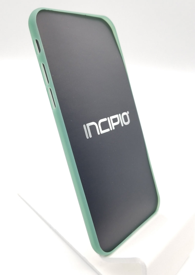 Incipio Feather Light Thin Cases (2 Cases) 7/8/SE Case - Clear and Green