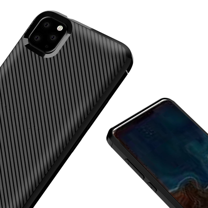 Carbon Shock Case for iPhone 11