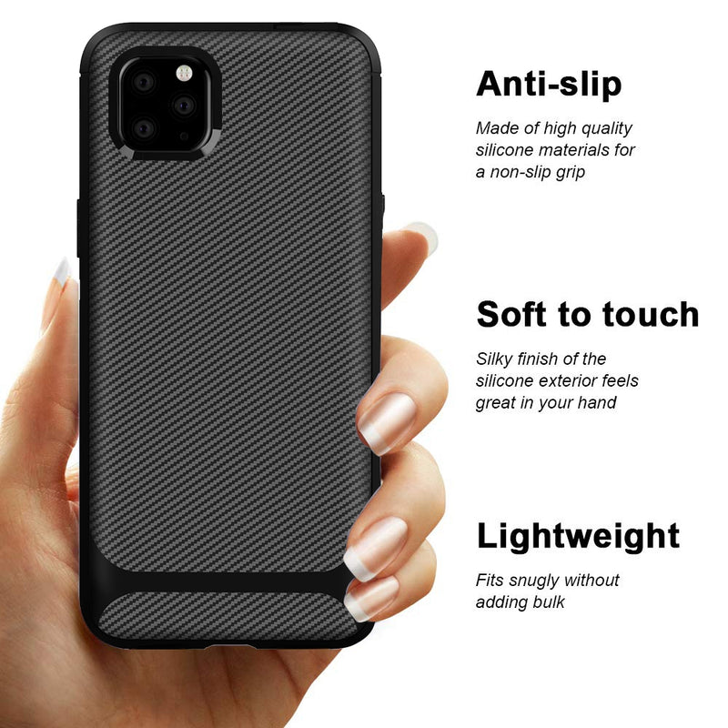 Carbon Shock Case for iPhone 12 Pro Max