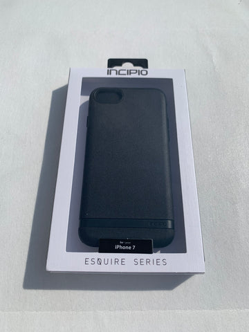 Incipio Esquire Series Case for iPhone 7/iPhone 8 - Black